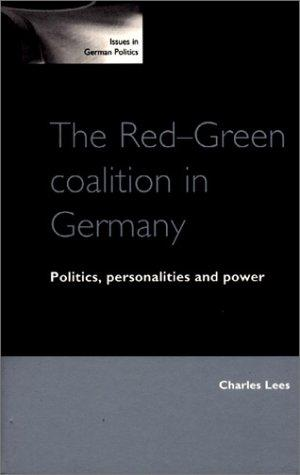 Download The Red-Green Coalition in Germany