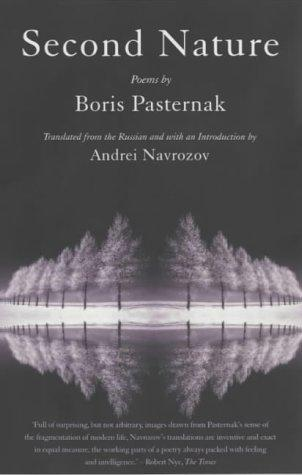 Second nature by Boris Leonidovich Pasternak