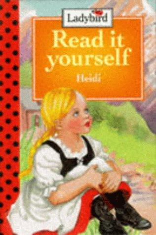 Heidi (Read It Yourself) by Hannah Howell