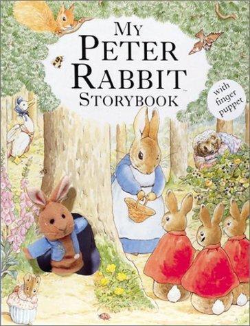 Peter Rabbit's Finger Puppet Book (Beatrix Potter Novelties)