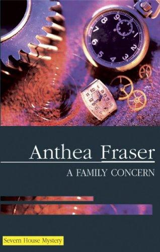 Family Concern (Rona Parish Mysteries)