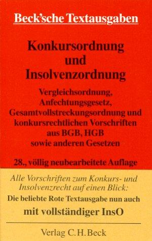 Download Konkursordnung