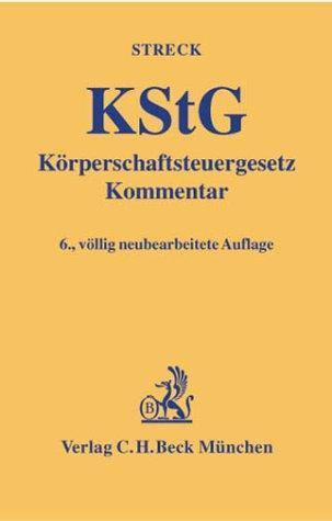 Download Körperschaftsteuergesetz