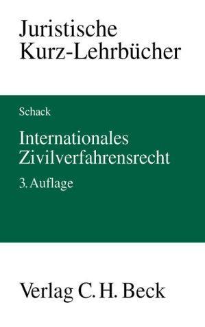 Download Internationales Zivilverfahrensrecht