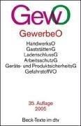 Download Gewerbeordnung