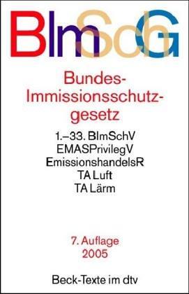 Download Bundes-Immissionsschutzgesetz