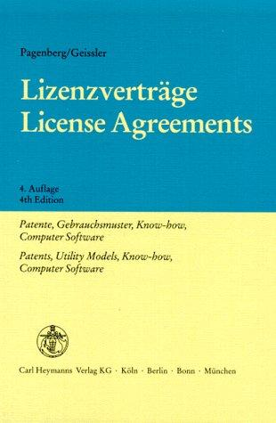 Download Lizenzverträge