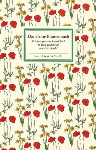 Das kleine Blumenbuch.