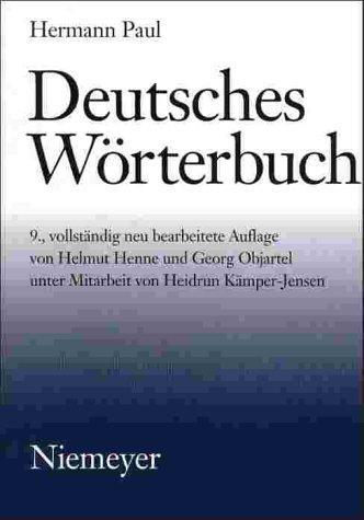 Download Deutsches Wörterbuch
