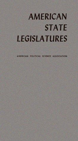 American State legislatures