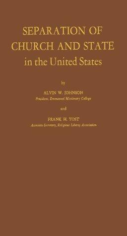 Download Separation of church and state in the United States