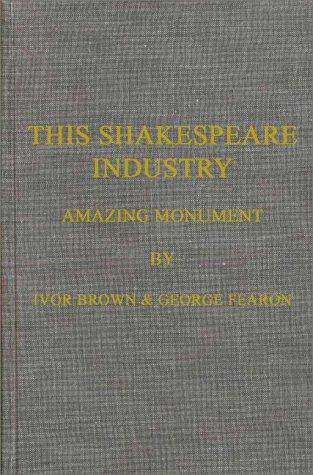 Download This Shakespeare industry