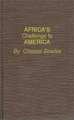 Download Africa's challenge to America.