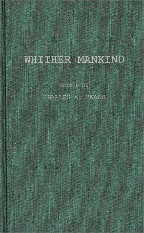 Download Whither mankind