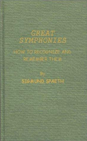Download Great symphonies