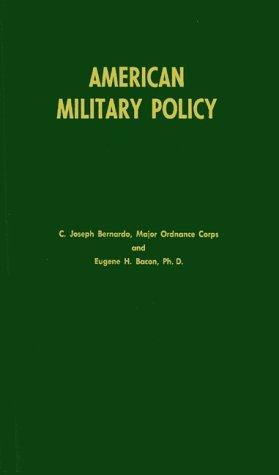 American military policy