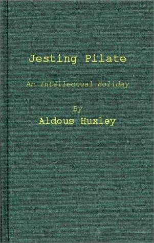Download Jesting Pilate