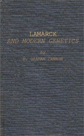 Download Lamarck and modern genetics