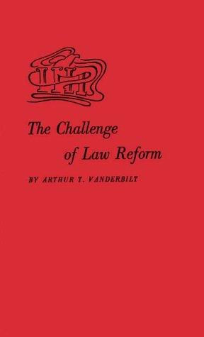 The challenge of law reform