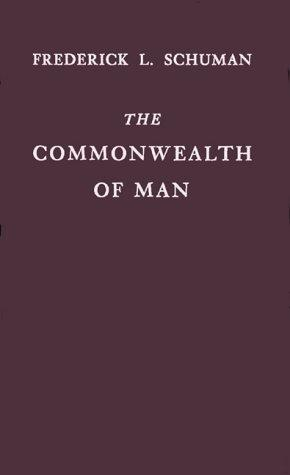 Download The commonwealth of man