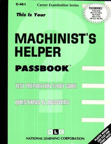 Machinist's Helper