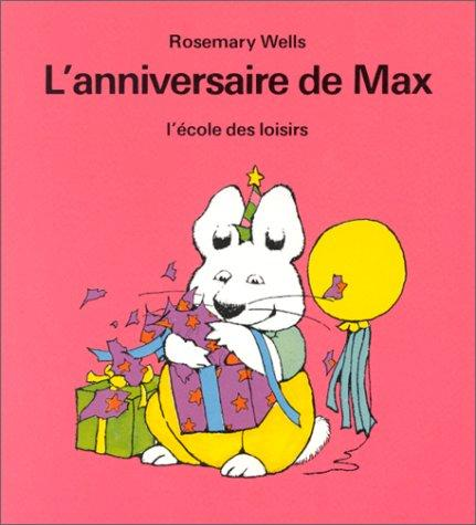 L'anniversaire de Max