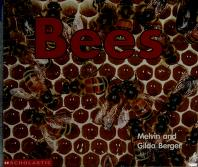 Cover of: Bees (Time-to-Discover) | Melvin and Gilda Berger