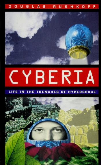 Cover of: Cyberia | Douglas Rushkoff