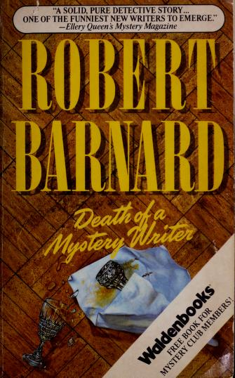 Death of a Mystery Writer by