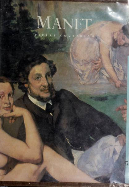 Edouard Manet by Pierre Courthion