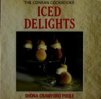 Cover of: Iced delights | Shona Crawford Poole