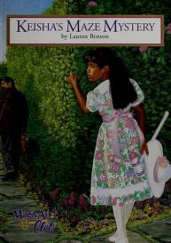 Cover of: Keisha's maze mystery | Lauren Benson