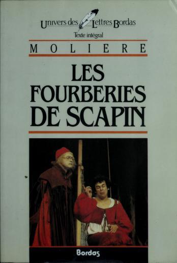 Les Fourberies De Scapin by Molière