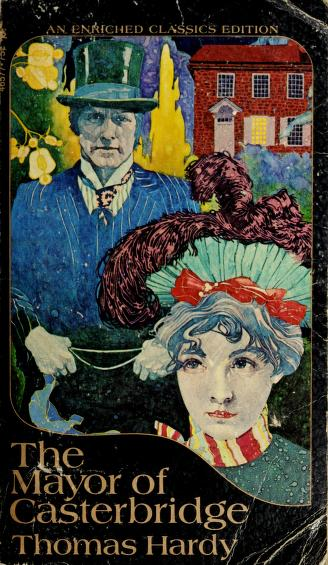 Cover of: The Mayor of Casterbridge | Thomas Hardy