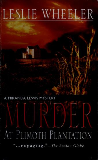 Cover of: Murder At Plimoth Plantation | Leslie Wheeler