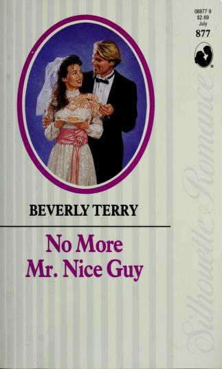 No More Mr Nice Guy by Terry
