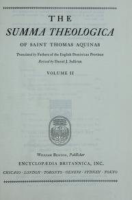 Cover of: The Summa theologica. | Thomas Aquinas