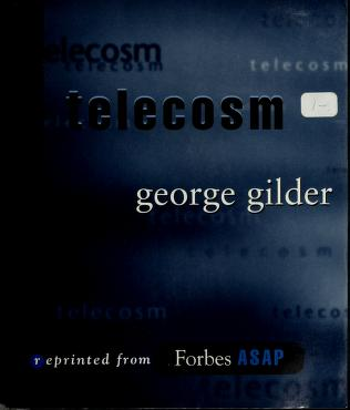 Cover of: Telecosm | George F. Gilder