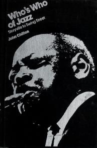 Cover of: Who's who of jazz!   Chilton, John