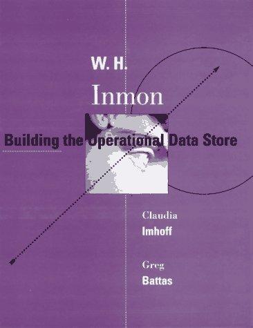 Building the operational data store by William H. Inmon