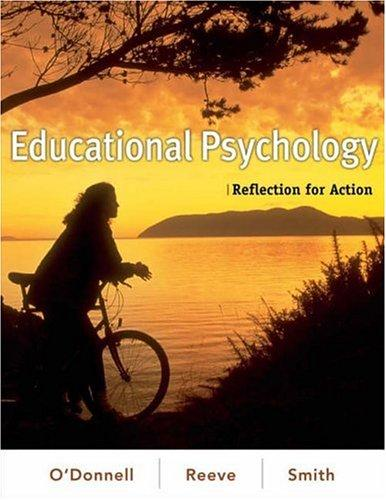 Educational Psychology by Johnmarshall Reeve
