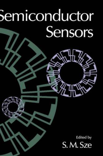 Semiconductor sensors by S. M. Sze