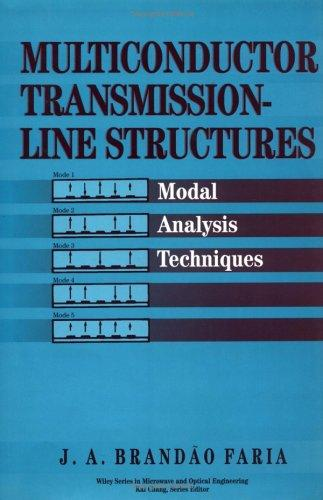 Multiconductor transmission-line structures by J. A. Brandão Faria