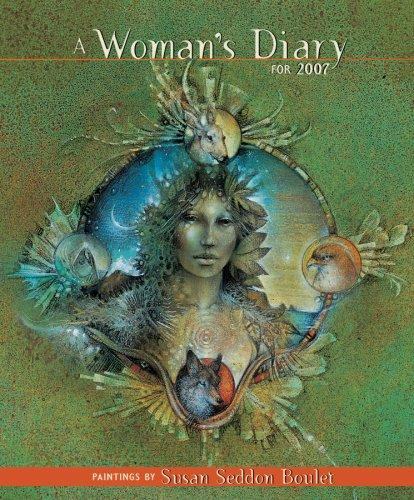 A Woman's Diary For 2007 by Susan Seddon Boulet
