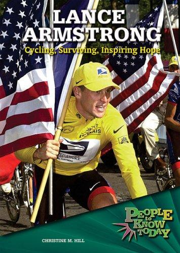 Lance Armstrong by Christine M. Hill
