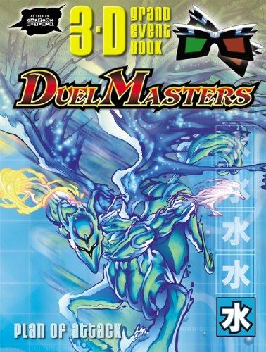Plan Of Attack (Duel Masters Ultimate 3-D Activity Books) by Modern Publishing