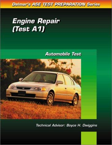 ASE Test Prep Series -- (A1) by Delmar Publishers