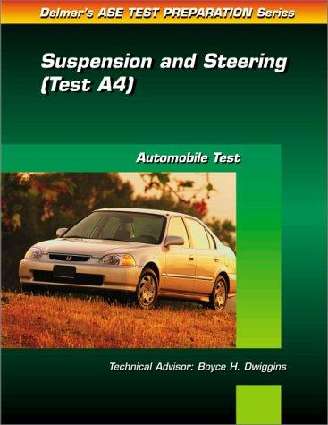 ASE Test Prep Series -- (A4) by Delmar Publishers
