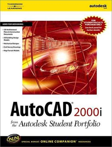 Autocad 2000i by Autodesk Press