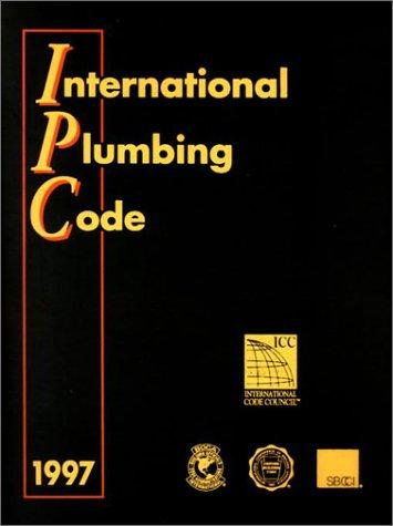1997 International Plumbing Code by Boca